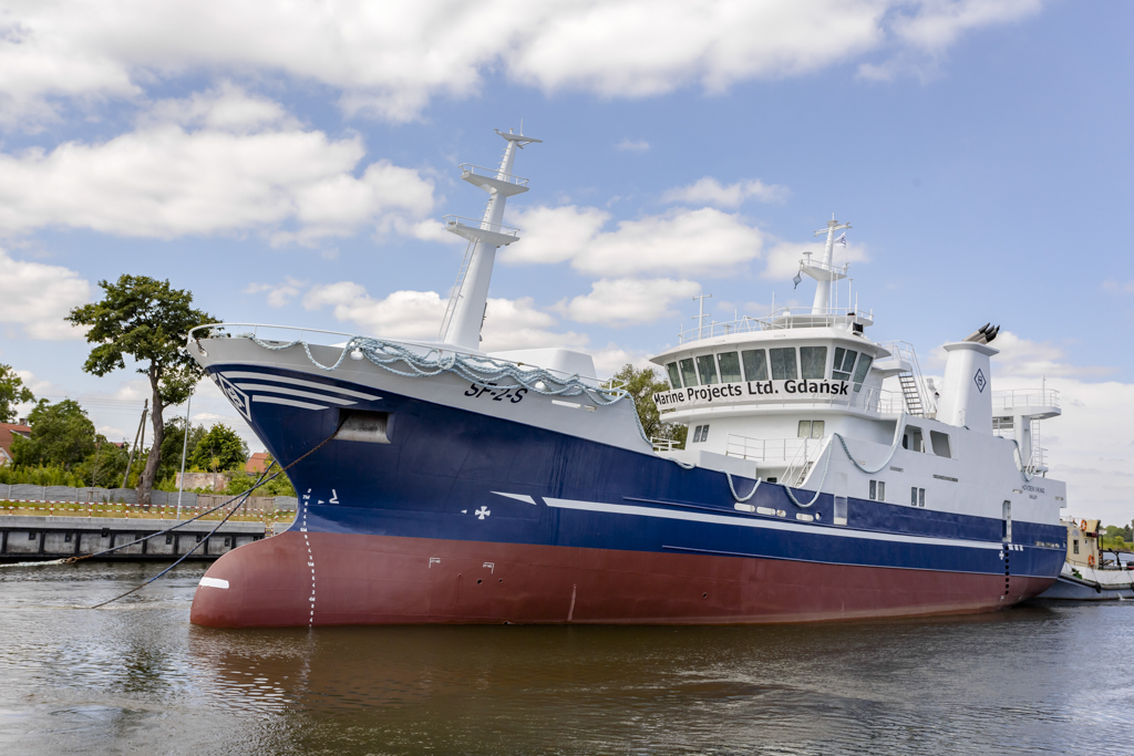 Deliveries - Marine Projects Ltd
